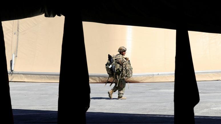 WSJ: США сократят военный контингент в Ираке приблизительно на треть