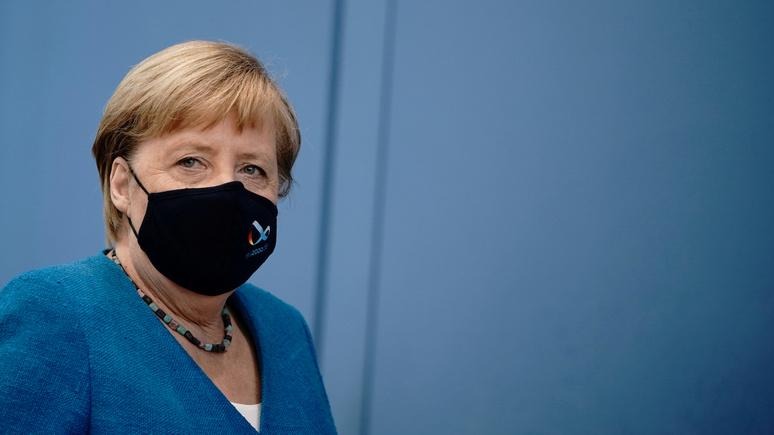 Le Figaro: за год до ухода из власти популярность Меркель достигла рекордных высот