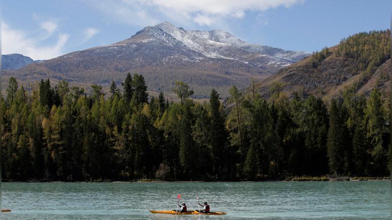Потрясающие виды и «гарантированная защита» от COVID-19 — журналист Times рассказал о своём отпуске на Алтае