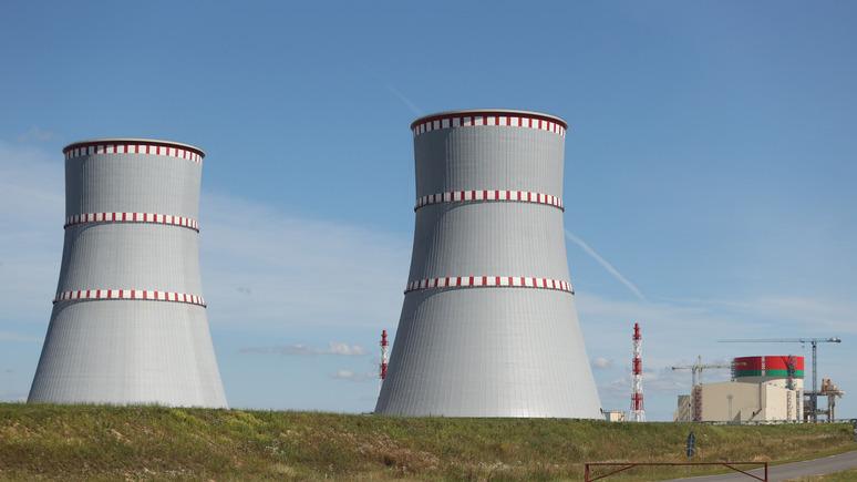 ERR: Прибалтика прекратит торговлю электроэнергией с Белоруссией