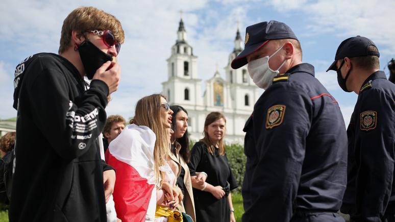 Die Welt: «белорусская иллюзия» Европы вновь развеялась, но санкции не помогут