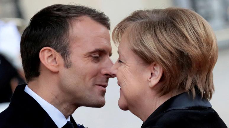 Die Zeit: дело Навального сблизило Париж и Берлин в их отношении к Москве