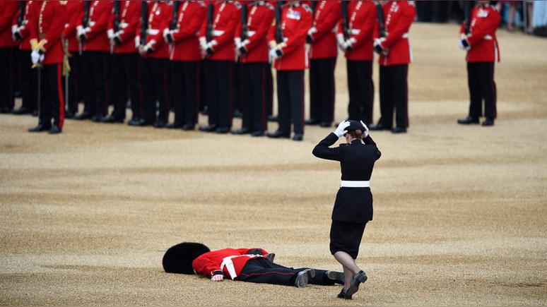 Daily Mail: «либеральное безумие» — британскую армию раскритиковали за траты на политкорректность