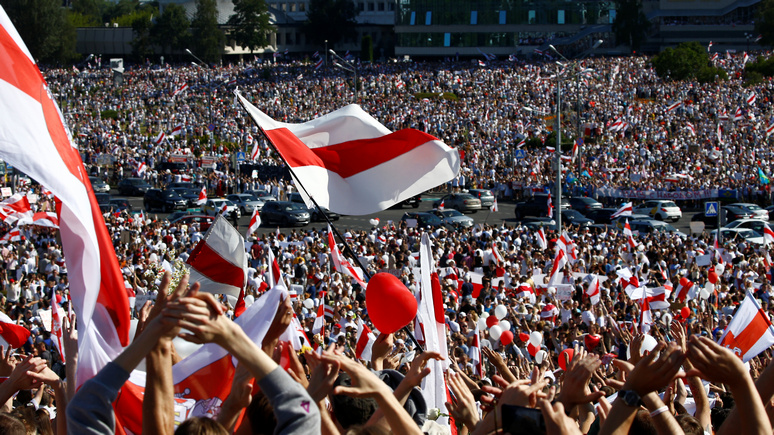 Экс-посол Польши в Киеве: события в Белоруссии — это очередной этап распада СССР