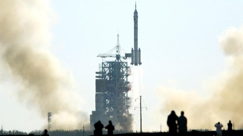 SCMP: загадочный космический аппарат Китая может оказаться беспилотником, подходящим для боя