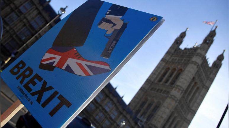 Times: «На кону ваш авторитет» — ЕС предостерёг Лондон от изменений сделки по брекситу