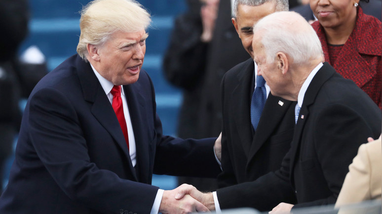 USA Today: выбор меньшего из двух зол — многих американцев не вдохновляет ни Трамп, ни Байден