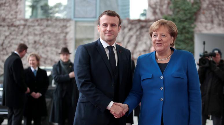 Le Monde: «глоток свежего воздуха» для ЕС — эксперты призывают к созданию франко-немецкой федерации