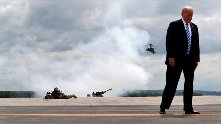 Daily Express: «наш ответ будет в тысячу раз мощнее» — Трамп предостерёг Иран от нападений на США