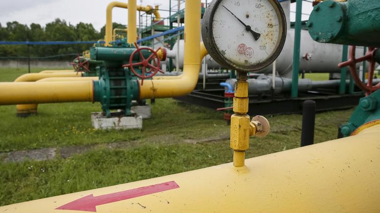112: под Киевом произошёл взрыв на участке газопровода из Уренгоя в Европу