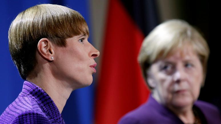 ERR: президент Эстонии предупредила, что «окно возможностей» для России закрывается
