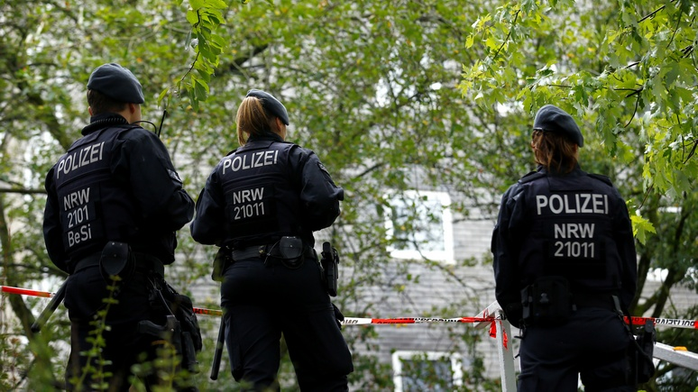 SRF: неонацисты в правоохранительных органах — позор для немецкой полиции