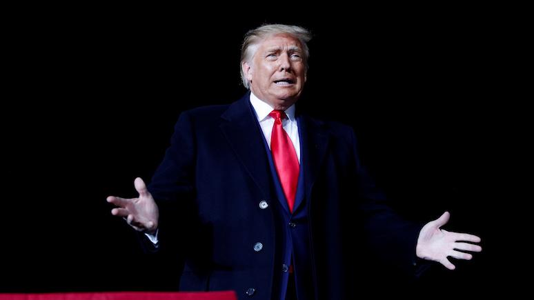 Independent: Трамп рассказал, что потерял всех друзей после избрания президентом