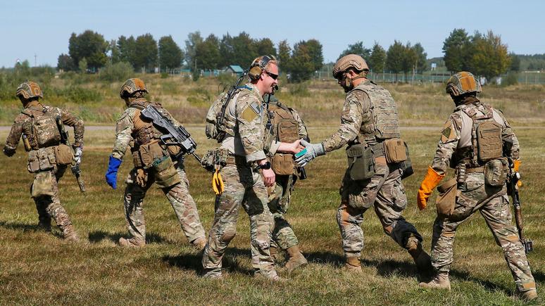 Отставной капитан ВМС США: Украина может взять Донбасс уже завтра