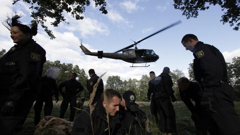 Spiegel: немецкие спецслужбы объединяются для борьбы с правым экстремизмом в армии