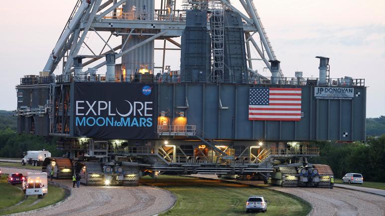 Business Insider: НАСА планирует вернуться на Луну в 2024 году