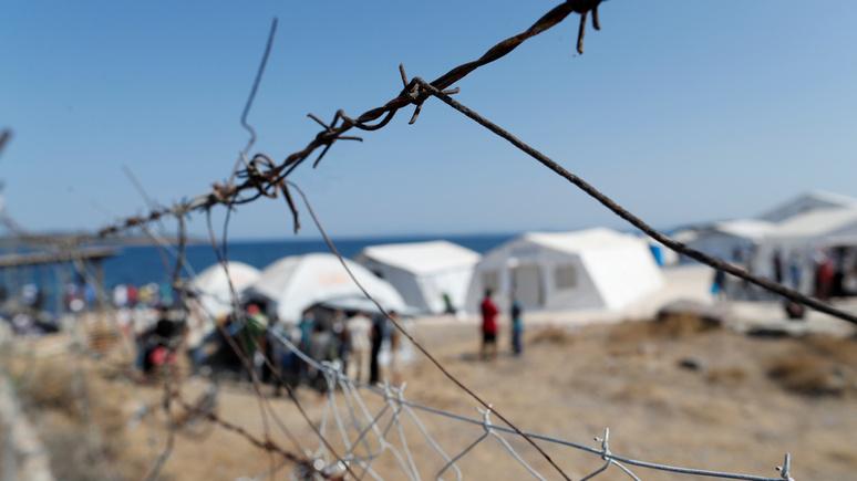 Das Erste: европейцы решили проявить солидарность не в приёме мигрантов, а в их депортации