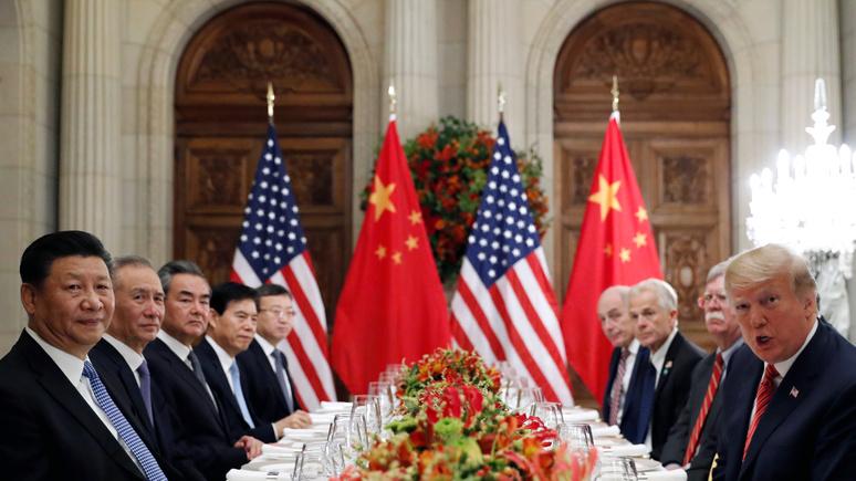 SCMP: страны Азии опасаются попасть под «перекрёстный огонь» в холодной войне между Пекином и Вашингтоном