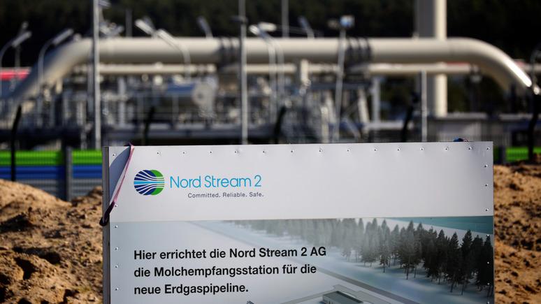 Дума: в борьбе с «Северным потоком — 2» США действуют, как во времена Дикого Запада