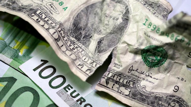 DWN: из-за пандемии коронавируса на Западе прогремел «долговой взрыв»