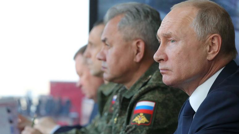SvD: Путин хочет сделать из России великую державу — путём ослабления США