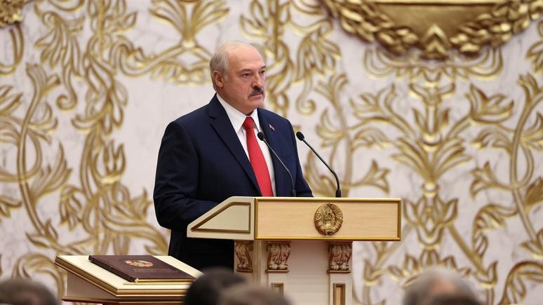 WSJ: санкции Британии и Канады против Лукашенко говорят о растущем недовольстве Запада его действиями