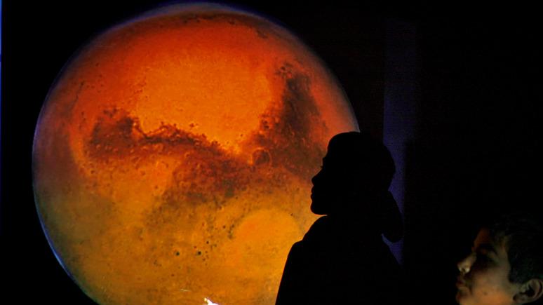 Nature: китайский аппарат поможет подтвердить или опровергнуть наличие воды на Марсе