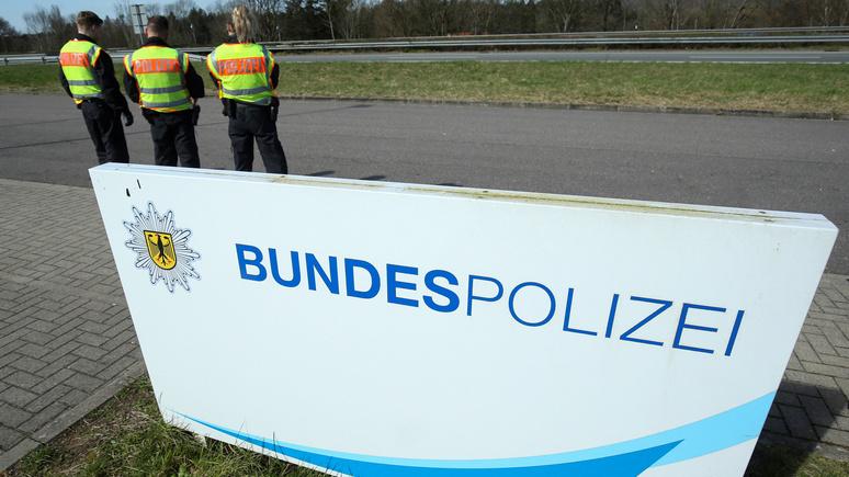 N-TV: немецких контрразведчиков подозревают в правоэкстремизме