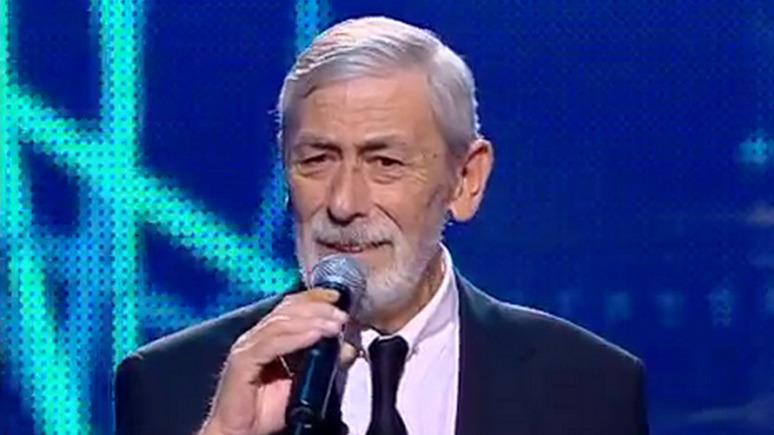 ERR: Вахтанг Кикабидзе возглавил список партии Саакашвили на выборах в Грузии