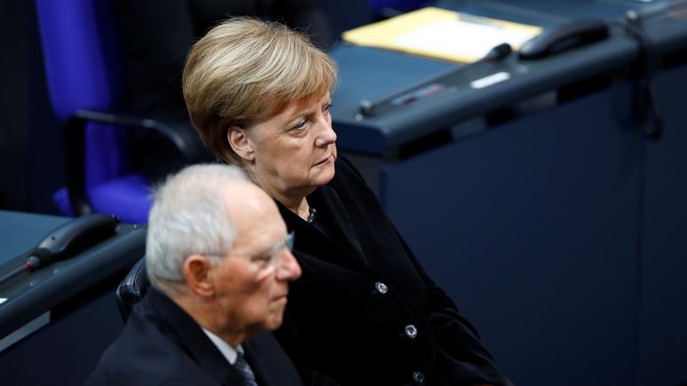 DW: председатель бундестага призвал к более тесному и честному сотрудничеству с Россией