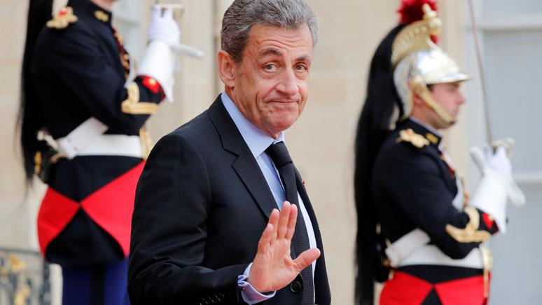 Independent: первый в истории — Саркози предстанет перед судом по обвинению в коррупции
