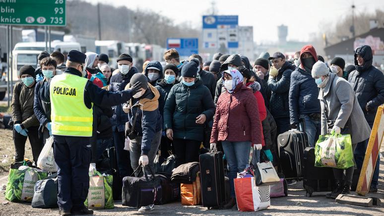 Эксперт: Польша превратилась в насос по выкачке кадров из Украины