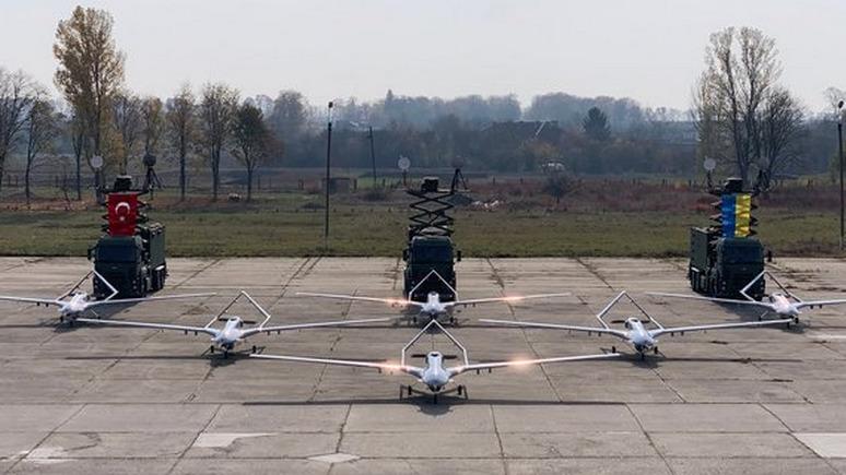Лiга.net: Украина планирует закупить для армии до полусотни турецких боевых дронов