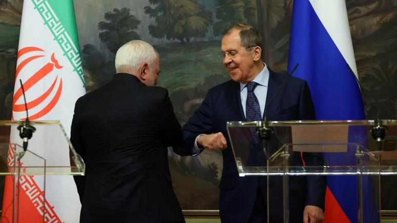 DE: Россия предупредила, что не боится санкций США и продаст Ирану С-400
