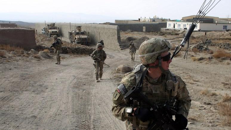 Politico: Трамп заявил о необходимости вывести войска из Афганистана к Рождеству