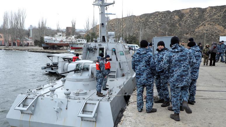 112: Британия обеспечит ВМС Украины новейшим вооружением