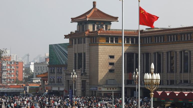 FAZ: имидж Китая в мире ухудшился из-за коронавируса и конфликта с США