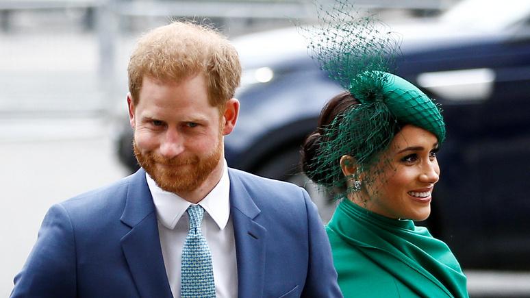 Daily Mail: американский конгрессмен обвинил принца Гарри и его супругу во вмешательстве в президентские выборы