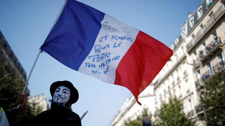 Обозреватель Figaro: тирания соцсетей рождает на Западе собственных диссидентов