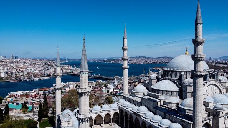 Sunday Times: найденные на раскопках в Турции викинги оказались «слабаками»