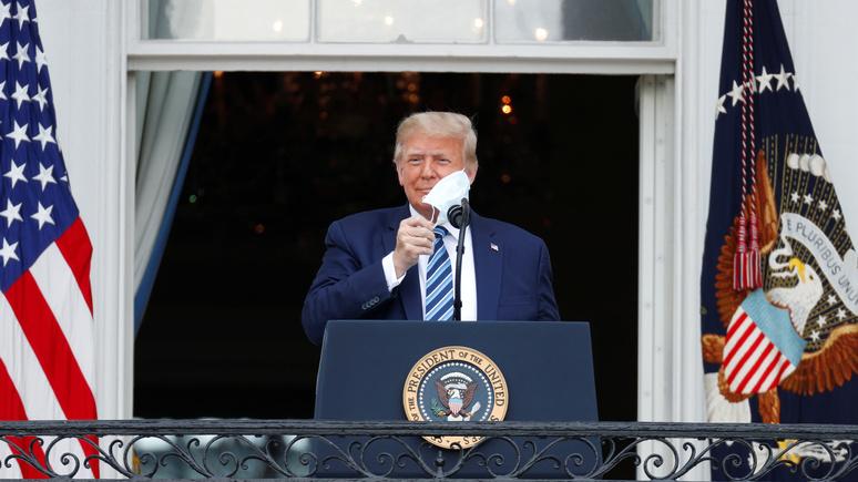 NYT: эйфория и паранойя — лечение Трампа возродило споры об исключительном праве президента на «ядерный чемоданчик»