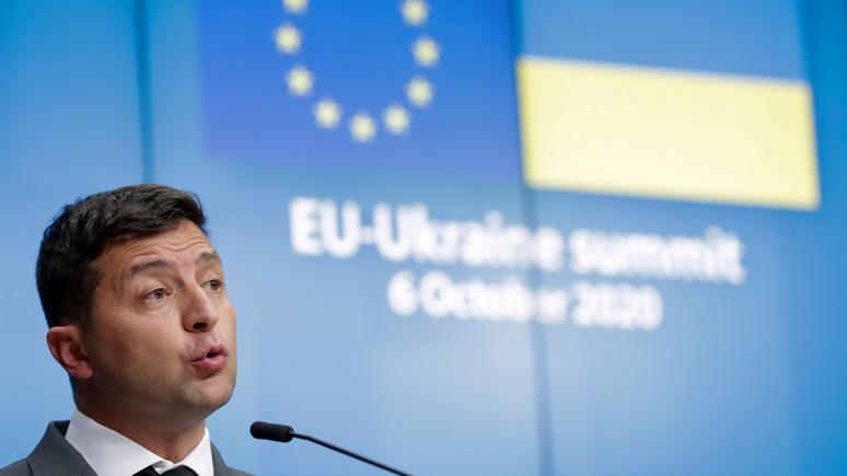 Зеленский: ментально украинцы — это уже европейцы