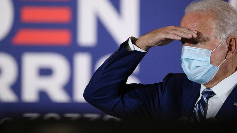 Fox News: у «Сонного Джо» день не задался — Байден забыл имя сенатора Ромни и снова перепутал, куда баллотируется