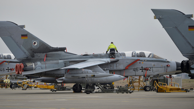 Bild: в Германии проходит тайная подготовка к ядерной войне