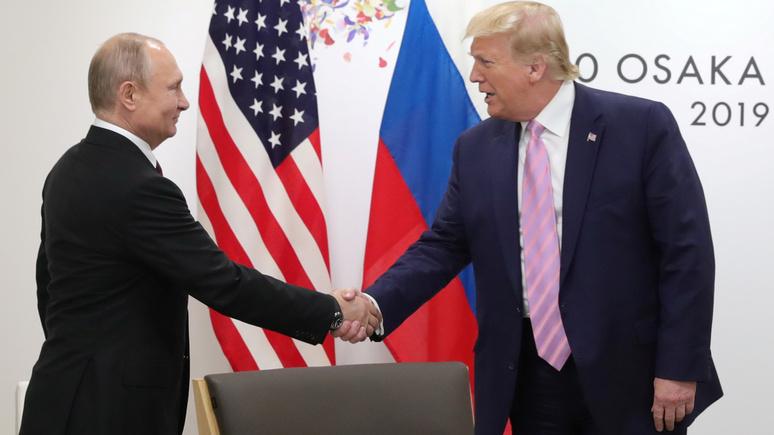 Independent: Путин готовит для Трампа «октябрьский сюрприз» по СНВ-III