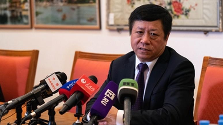 SCMP: посол КНР в России призвал Москву вместе дать отпор «гегемонизму и грубой силе»