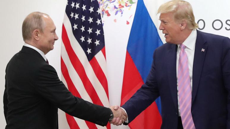 TVP Info: Байден винит Трампа за усиление Москвы, но и он руку к этому тоже приложил