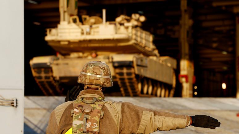 NI: США бросят против новых российских танков искусственный интеллект
