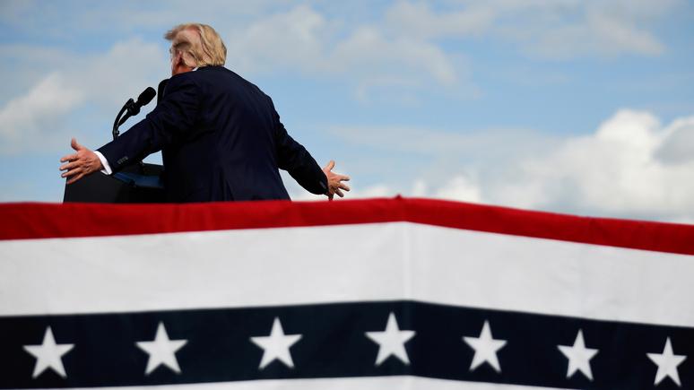 Hill: «и близко не подошёл» к Иисусу Христу — Трамп не считает себя самым знаменитым человеком в мире