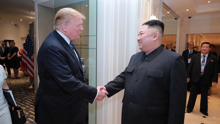 Le Figaro: в преддверии американских выборов Ким Чен Ын продолжает ставить на Трампа